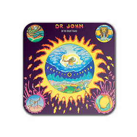 Magnet : Dr. John - In the Right Place