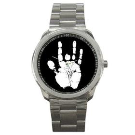 Casual Sport Watch : Jerry Garcia Handprint
