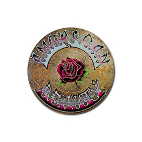 Coasters (4 Pack - Round) : Grateful Dead - American Beauty