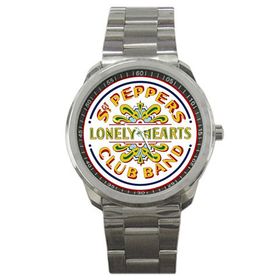 Casual Sport Watch : Beatles - Sgt. Pepper's Lonely Hearts Club Band