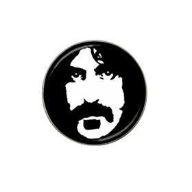 Golf Ball Marker : Frank Zappa