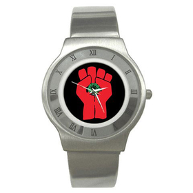 Roman Dial Watch : Gonzo Fist - Hunter S. Thompson
