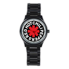 Casual Black Watch : Red Hot Chili Peppers - RHCP