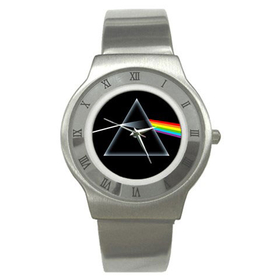 Roman Dial Watch : Pink Floyd - Dark Side of the Moon