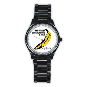 Casual Black Watch : Velvet Underground & Nico - Banana - Andy Warhol