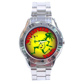 Chrome Dial Watch : Widespread Panic - Note Eater