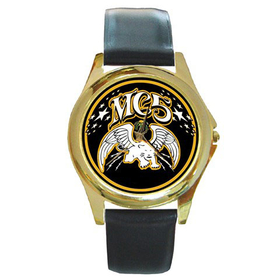 Gold-Tone Watch : MC5