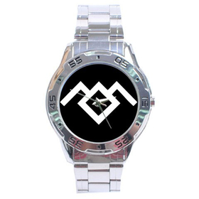 Chrome Dial Watch : Twin Peaks - Owl Cave