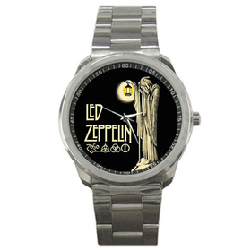 Casual Sport Watch : Led Zeppelin IV Symbols - Hermit
