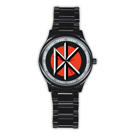 Casual Black Watch : Dead Kennedys