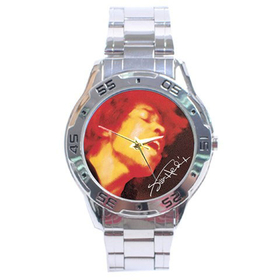 Chrome Dial Watch : Jimi Hendrix - Electric Ladyland