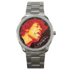 Casual Sport Watch : Jimi Hendrix - Electric Ladyland