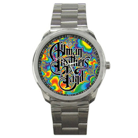 Casual Sport Watch : Allman Brothers Band - Fractal