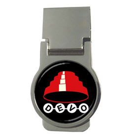 Money Clip (Round) : Devo