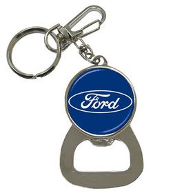 Bottle Opener Keychain : Ford