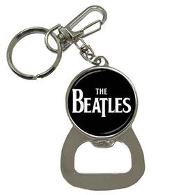 Bottle Opener Keychain : The Beatles