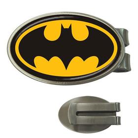 Money Clip (Oval) : Batman Shield