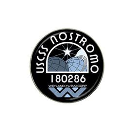 Golf Ball Marker : USCSS Nostromo