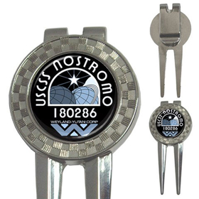 Golf Divot Repair Tool : USCSS Nostromo