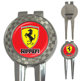 Golf Divot Repair Tool : Ferrari