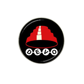 Golf Ball Marker : Devo