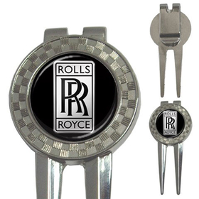 Golf Divot Repair Tool : Rolls Royce