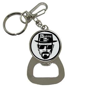 Bottle Opener Keychain : Breaking Bad