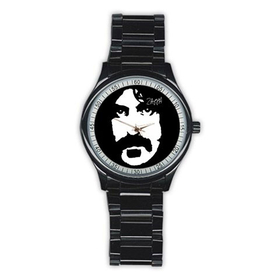 Casual Black Watch : Frank Zappa