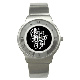 Roman Dial Watch : Allman Brothers Band