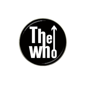 Golf Ball Marker : The Who
