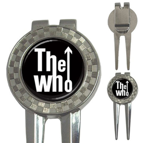 Golf Divot Repair Tool : The Who