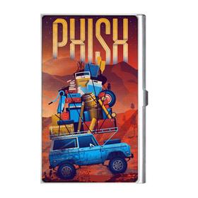Card Holder : Phish on Tour, vol. 1