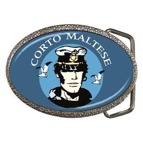 Belt Buckle : Corto Maltese