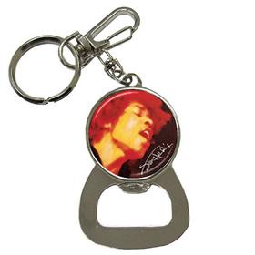Bottle Opener Keychain : Jimi Hendrix - Electric Ladyland