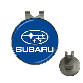 Golf Hat Clip with Ball Marker : Subaru