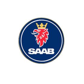 Golf Ball Marker : Saab