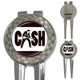 Golf Divot Repair Tool : Johnny Cash