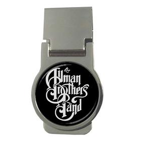 Money Clip (Round) : Allman Brothers Band