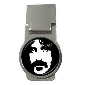 Money Clip (Round) : Frank Zappa