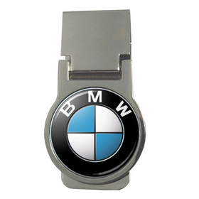 Money Clip (Round) : BMW