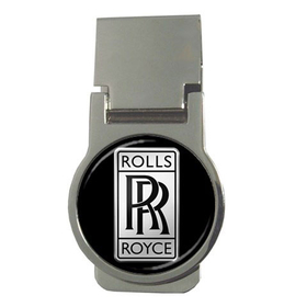 Money Clip (Round) : Rolls Royce