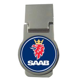 Money Clip (Round) : Saab