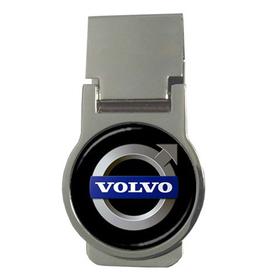 Money Clip (Round) : Volvo