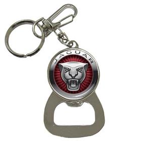 Bottle Opener Keychain : Jaguar