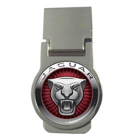 Money Clip (Round) : Jaguar
