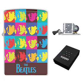 Lighter : The Beatles by Andy Warhol