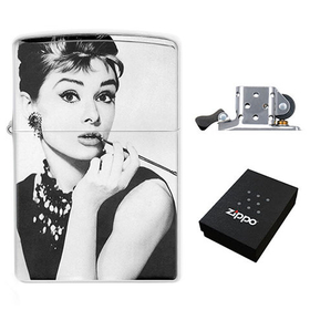 Lighter : Audrey Hepburn - Breakfast at Tiffany's