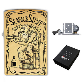 Lighter : Seasick Steve