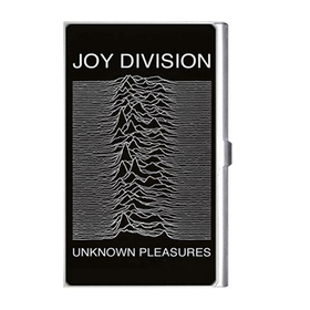 Card Holder : Joy Division - Unknown Pleasures