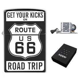 Lighter : Route 66